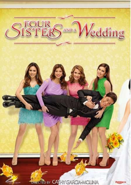 Four Sisters and A Wedding - 2013 DVDRip XviD - Türkçe Altyazılı Tek Link indir
