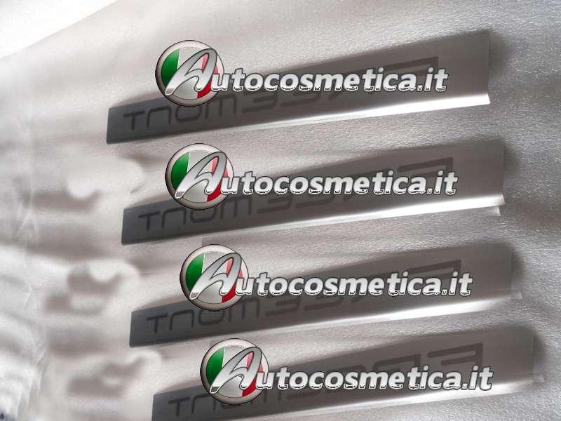 Kit tuning battitacco batticalcagno in acciaio inox fiat - Paraspifferi sottoporta automatico ...
