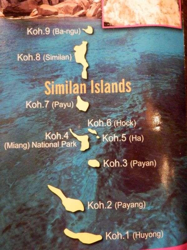 Similan Island 1