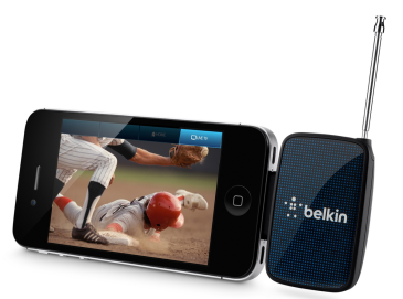 Take live tv wherever you go with belkin s new mobile tv for Mobile tv dwg