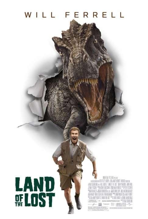 Kayıp Ada - Land of the Lost - 2009 Türkçe Dublaj DVDRip indir