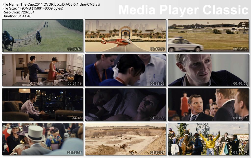 The Cup   2011 DVDRip XviD AC3 5.1