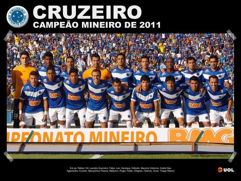 Cruzeiro campeão