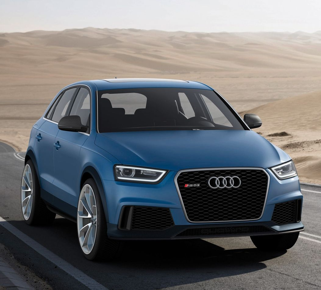 audi rs q3 only cars and cars. Black Bedroom Furniture Sets. Home Design Ideas