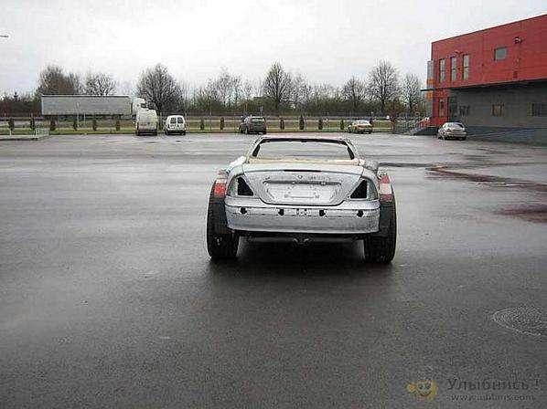 13458 - Como restaurar un coche viejo