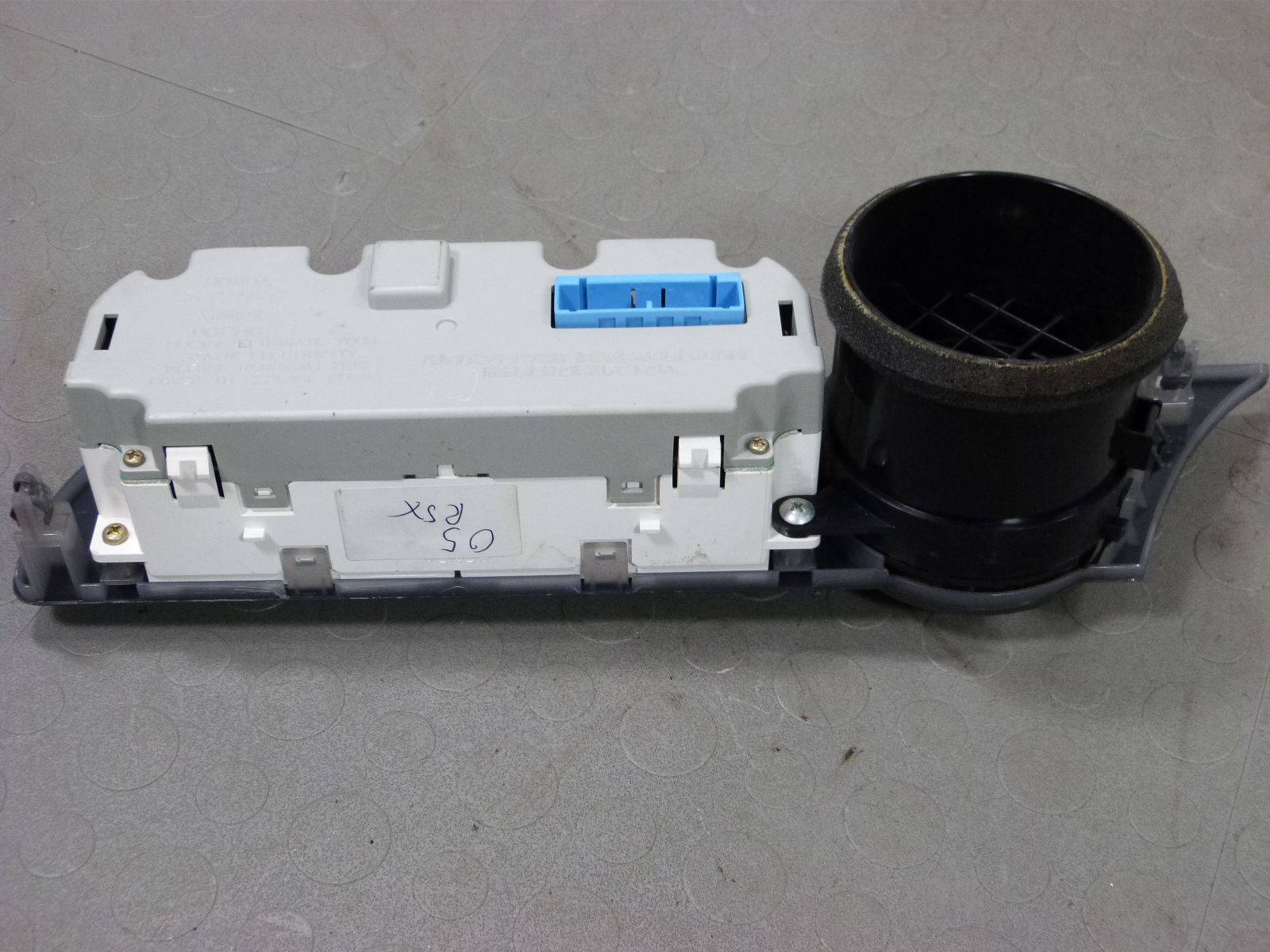 02 03 04 05 06 acura rsx climate control manual heater a c for 04 acura tl oem window visors