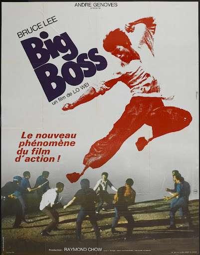 Patron Benim - Tang shan da xiong (1971) Bluray 720p Kota Dostu Türkçe Dublaj
