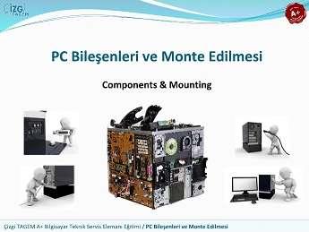 A+ Bilgisayar Teknik Servis Elemanı Eğitimi 2009-10 PDF
