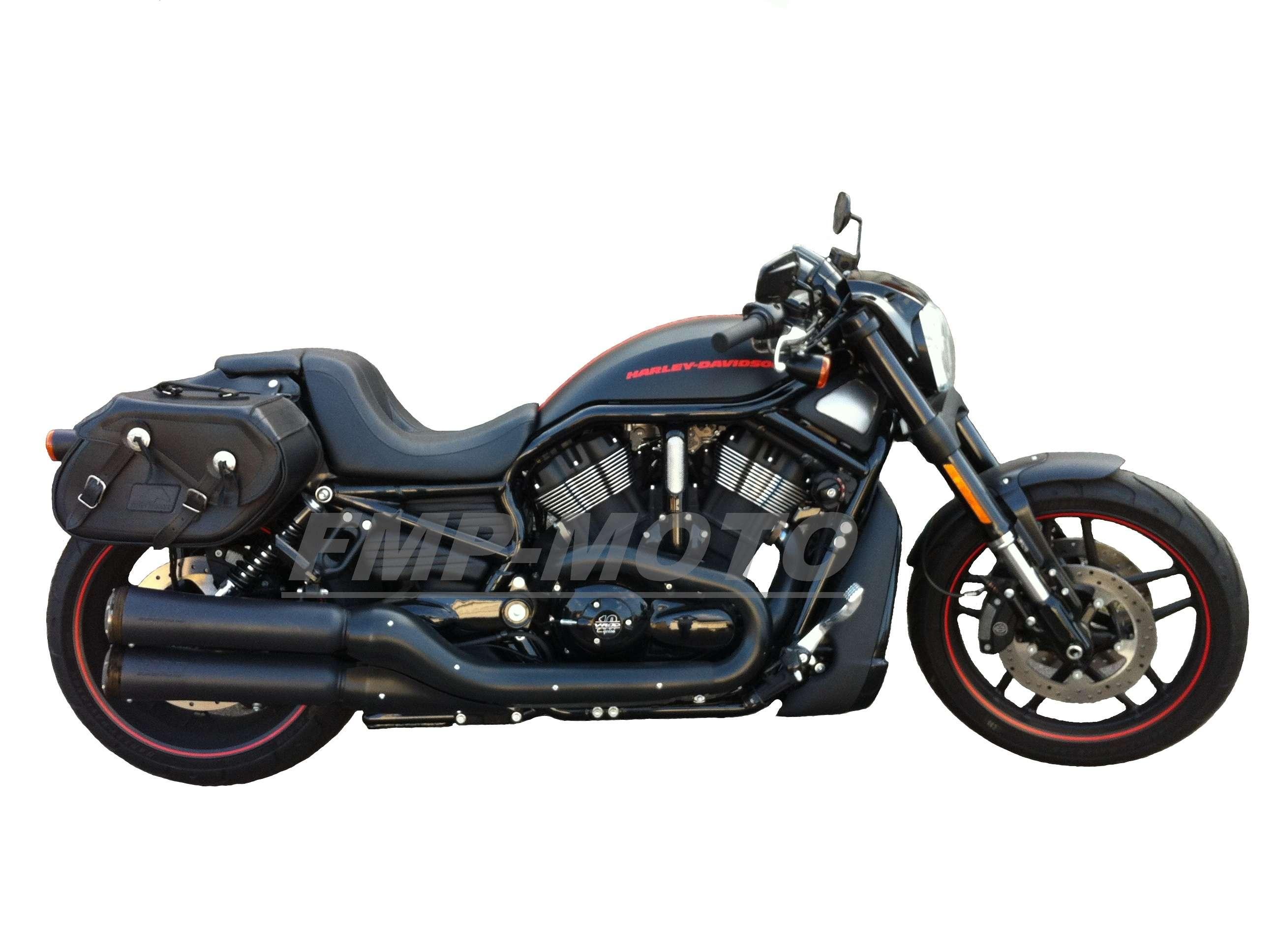 sacoches moto custom honda vt 125 shadow ebay. Black Bedroom Furniture Sets. Home Design Ideas