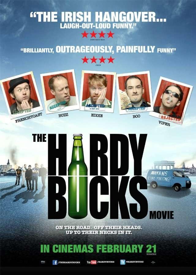 The Hardy Bucks Movie - 2013 BDRip x264 - Türkçe Altyazılı Tek Link indir