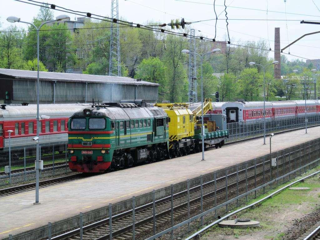 eisenbahnen im baltikum